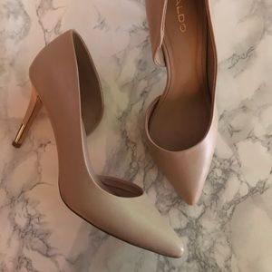 Aldo Pointed toe heels